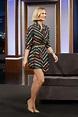 JANUARY JONES at Jimmy Kimmel Live 01/09/2020 – HawtCelebs