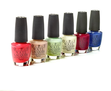 the opi ace hardware nail collaboration means you can paint your walls with your
