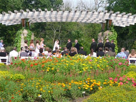 gateway garden wedding matthaei botanical gardens