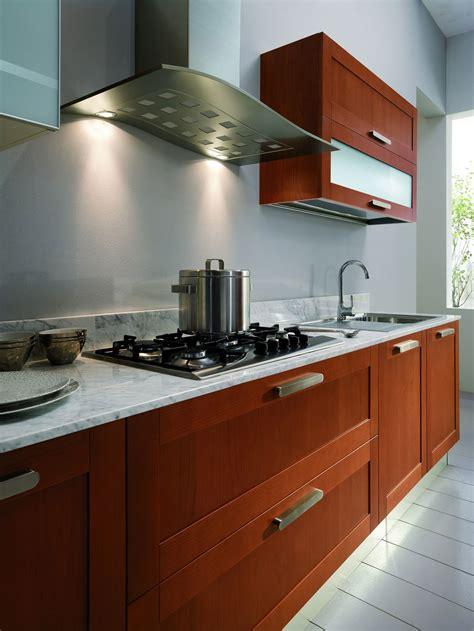 cuisine en cuisine en bois naturel 4 photo de cuisine moderne