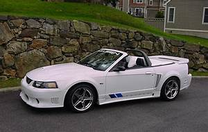 Oxford White 2004 Saleen S281-SC Ford Mustang Convertible - MustangAttitude.com Photo Detail
