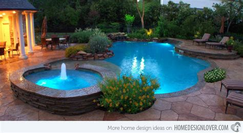 pool styles how to choose pool design and shape home design lover