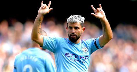 Sergio Aguero - the ridiculous statistics of Man City's ...