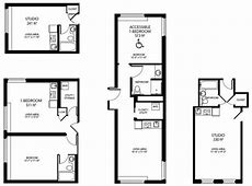 A peek at the $395 microapartments planned for the