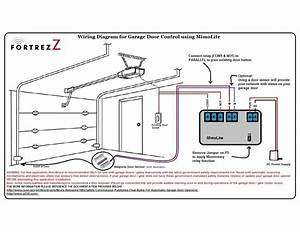 Magnetic Door Contact Wiring Diagram