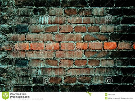 brick wall distressed stock photo image  cement