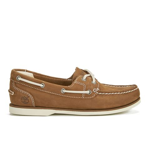 Timberland Boat Shoes Womens by Timberland S Classic Boat Shoes Medium Brown
