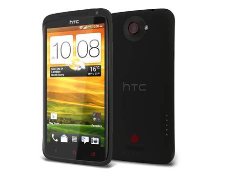 Htc One X+ For Att Wireless In Black  Fair Condition