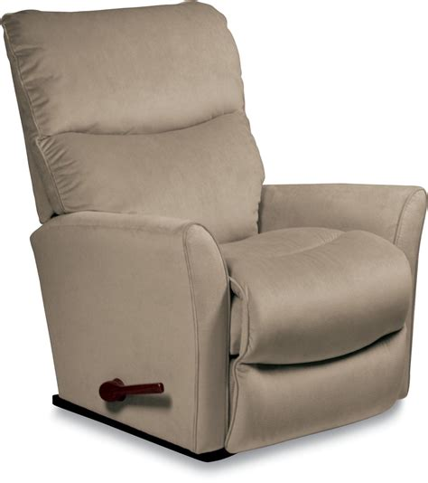 rowan small scale reclina glider 174 swivel recliner by la z