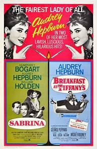 Audrey Hepburn Poster : unknown original vintage audrey hepburn film poster for breakfast at tiffany 39 s and sabrina ~ Eleganceandgraceweddings.com Haus und Dekorationen