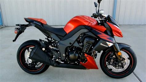 Z1000 Image by 2012 Kawasaki Z1000 Burnt Orange Overview And Review
