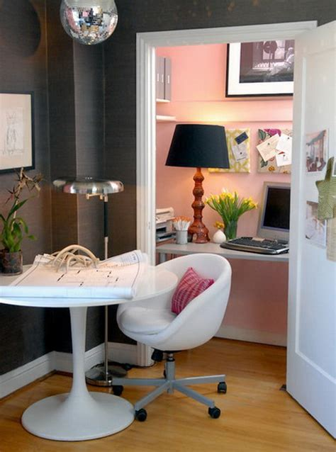 Home Office Design Small Spaces Ideas by 20 Home Office Designs For Small Spaces