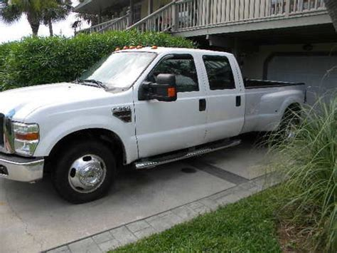 how cars work for dummies 2008 ford f series super duty parental controls find used 2008 ford f350 xlt super duty needs engine work no reserve in destin florida united