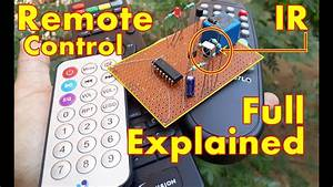 Remote Control On  Off Switch