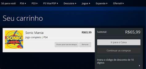 Console E Mania Shop by Sonic Mania Como Baixar O No Ps4 Xbox One Switch E