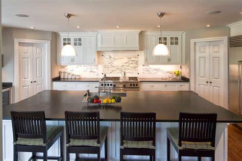 black granite kitchen island absolute black granite kitchen traditional with back