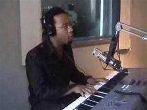 John Legend - Ordinary People (Live) - YouTube