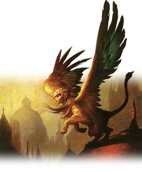 sphinx mythology greek mythical creatures mythological le fantasy vs egyptian sphynx supernatural beasts head siren master magic creature monsters woman