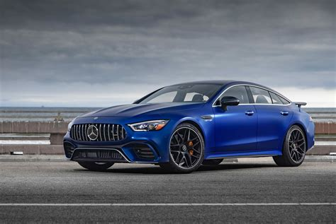 Amg gt 4 door 63s 4matic plus packs many safety features. MERCEDES-BENZ AMG GT 63 S 4 Door Coupe Launched