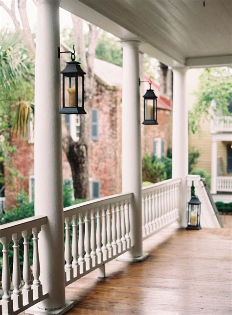 lanterns on front porch a wonderful southern front porch for the home pinterest