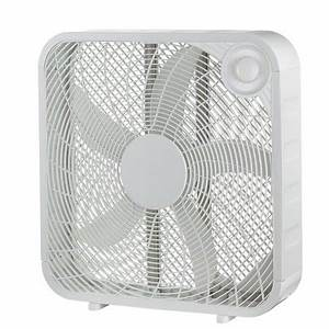 Speed Box 2 : pelonis fb50 16h 20 white plastic 3 speed box fan ~ Jslefanu.com Haus und Dekorationen
