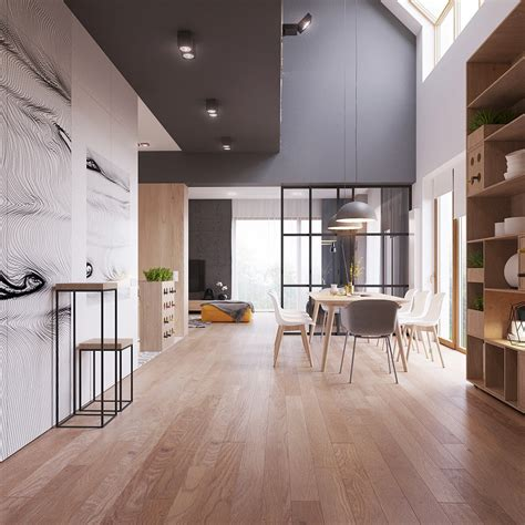 scandinavian home interior design a sleek and surprising interior inspired by scandinavian