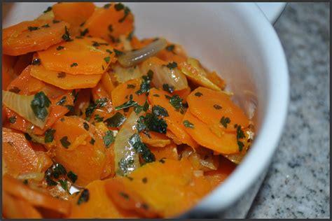 comment cuisiner des carottes comment faire cuire des carottes