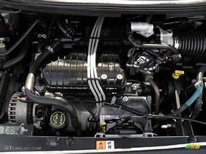 2004 Ford Freestar Limited 4 2 Liter Ohv 12 Valve V6