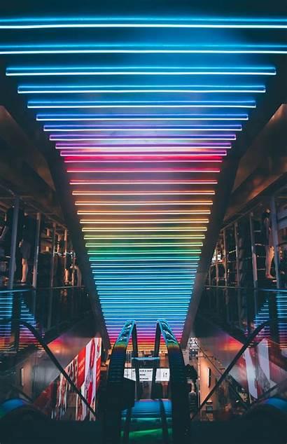 Unsplash Neon