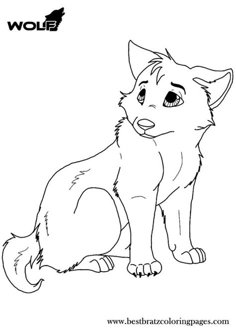 wolf coloring pages  kids  pics  color