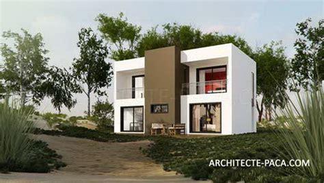Petite Maison Contemporaine Point De Vue D'architecte