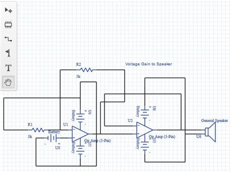 upverter a web app to create electronic circuit diagrams schematics tags circuit diagram