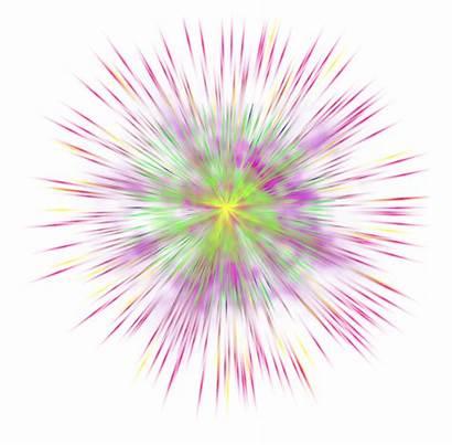 Explosion Transparent Clipart Firework Decorative Elements Decoration