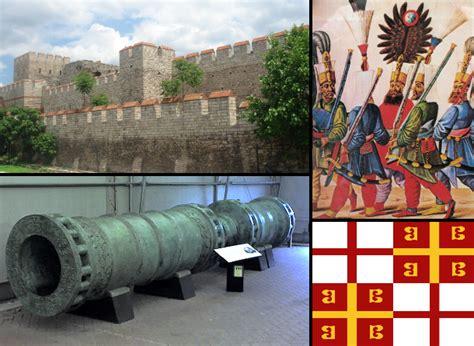Ottoman Byzantine byzantine ottoman wars