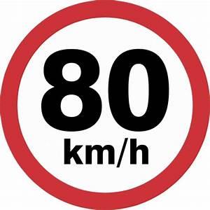 Petition 80 Km H : obras velocidade permitida 80 km h chan sign sinaliza o industrial ~ Medecine-chirurgie-esthetiques.com Avis de Voitures