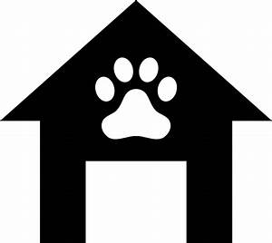 Dog House Clip Art Black And White | Clipart Panda - Free ...