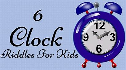 Riddles Clock Household Items