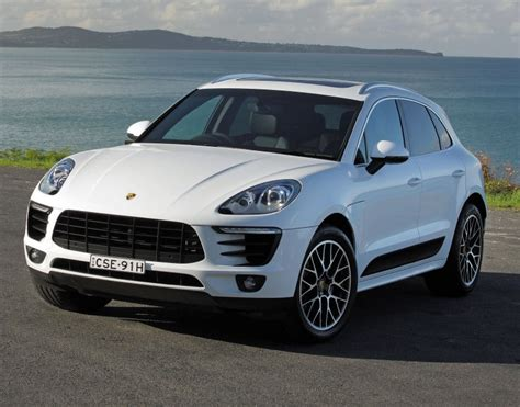 Porsche Macan 2014 Suv Turbo S Diesel by Porsche Macan S 2015 Review Carsguide