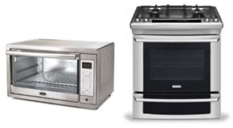 Conventional Toaster Oven by Toaster Oven Vs Conventional Oven
