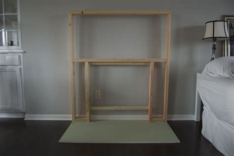 how to build a in a fireplace how to build a faux fireplace