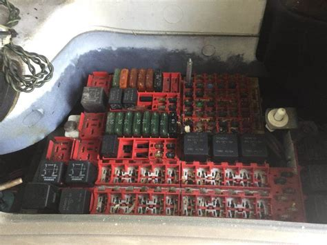 2011 Kenworth Fuse Box by Wrg 2228 Kenworth T680 Fuse Box