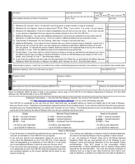 sle payroll tax form 6 free documents in pdf