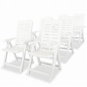 ensemble de table et chaises de jardin 6 personnes With ensemble de jardin plastique 7 fauteuil de terrasse rouge en plastique