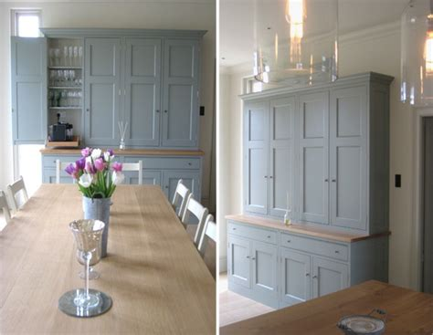 sq plain english styled dresser kitchens pinterest