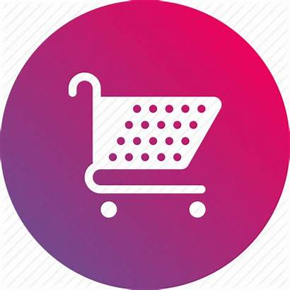 Shopping Icon Gradient Icons Circle 512px