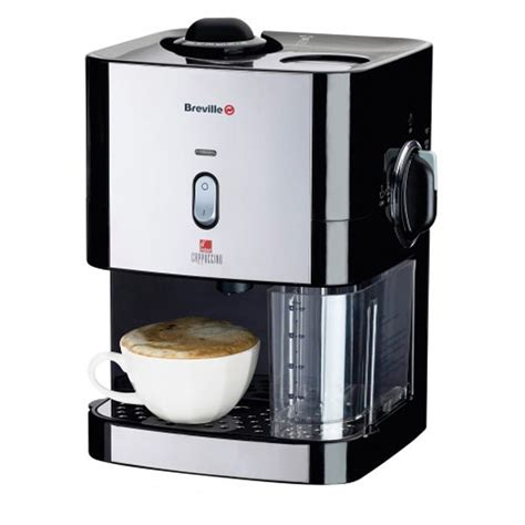 1,807 instant coffee pod machine products are offered for sale by suppliers on alibaba.com, of which filling machines accounts for 2. Breville VCF011 Instant Cappuccino Maker Review