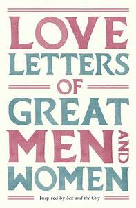 readreadread a book blog book review love letter of With love letters of great men book