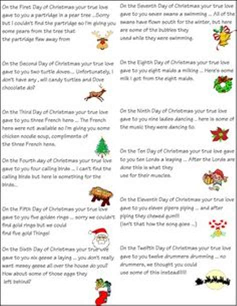 1000 images about 12 days of christmas on pinterest 12