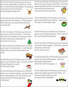 1000 images about 12 Days of Christmas on Pinterest