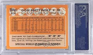 1988 Topps Special World Of Baseball Edition Test Base